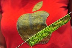 A...tempting start ! (sifis) Tags: knitting knit handknitting tempting start shop store cotton green apple yarn quality athens greece sakalak μαλλιά σακαλάκ αθήνα πλέκω πλέξιμο πλεκτό