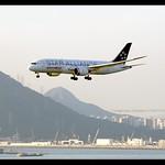 B787-8 | Air India | Star Alliance | VT-ANU | HKG thumbnail
