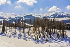 Pila Ski Resort, Aosta, Italy (www.alexandremalta.com) Tags: montain ice snow alexandremalta resort winter pila italianalpes aosta skistation