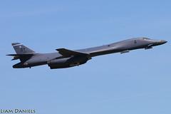 Rockwell B-1B Lancer - 86-101 - 60101 - 86-0101 (TyAviationImages.co.uk) Tags: rockwell b1b lancer 86101 60101 860101