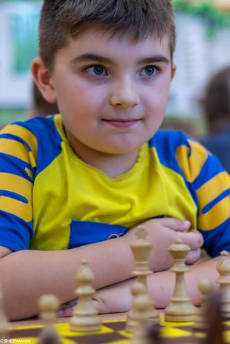 VIII Szachowe Mistrzostwa Przedszkola Nr 4-45