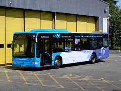 First Berkshire 64039 - LK07 CCX (Berkshire Bus Pics) Tags: first berkshire 64039 lk07ccx mercedes benz citaro slough