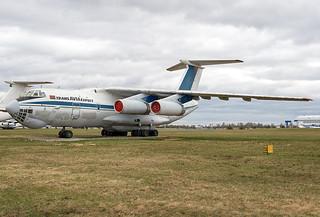 EW-78819 Trans Avia Export Ilyushin Il-76TD