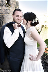 Au château. (nanie49) Tags: angers france francia mariage matrimonio boda wedding portrait nanie49 nikon d750 château castle castillo