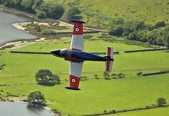 JET PROVOST (Dafydd RJ Phillips) Tags: jet provost raf royal air force low level mach loop
