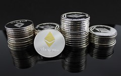 Ethereum Crypto Coin Stock Photo (Crypto360) Tags: bitcoin cryptocurrency crypto cryptocoin btc net pay background bank banking blockchain business cash coin coins commerce concept currency decentralized digital economy electronic eth ether ethereum exchange finance financial gold growth internet investment market mining money network online payment ripple silver stack symbol trade virtual web xrp