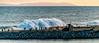 Big Wednesday (murraycdm) Tags: balboa newportbeach thewedge nikon 70200mm murraycdm ronanmurray jetty waves lifeguardtower orangecounty catalina southswell d800e dusk