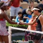 Wang Qiang, Venus Williams