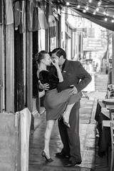 Tango in the streets (Nemanja Jovanovic) Tags: argentina laboca buenos aires nikon nemanja tamron d750 2470mm southamerica tango people