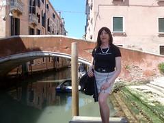 Venezia - Campiello della Confraternita (Alessia Cross) Tags: crossdresser tgirl transgender transvestite travestito