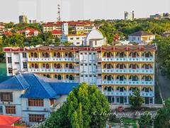 Rose Palace Hotel Yangon-Myanmar. (KyotoDreamTrips) Tags: burma myanmar rosepalacehotelyangon toothrelicpagoda yangon yangonregion myanmarburma mm
