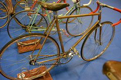CR2018-2157 Cinelli Pista 1949 - Chip Duckett (kurtsj00) Tags: classic rendezvous 2018 vintage lightweight bicycles bike cinelli pista 1949 chip duckett