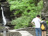 DSC00151 (sabrinasebronasedona) Tags: watkinsglen portrait nature landscape waterfall greenery hiking outdoors upstatenewyork newyork fingerlakes fingerlakesnewyork summer