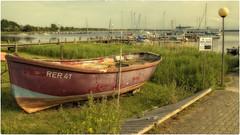 Yachthafen Haffanleger Rerik (Heinze Detlef) Tags: rerik wasser anleger yachthafen haff ostsee boote segelboote