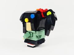 Vanellope back (YOS Bricks) Tags: wreckit ralph vanellope brickheadz disney princess lego
