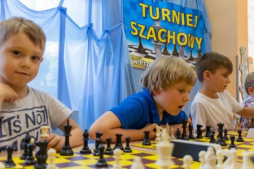 VIII Szachowe Mistrzostwa Przedszkola Nr 4-77