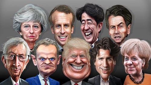 44th G7 Summit Leaders