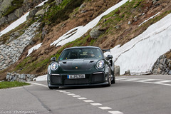 991 GT2 RS (Nico K. Photography) Tags: porsche 991 gt2 rs weissach package green supercars nicokphotography snow switzerland grimselpass