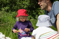 Edinburgh Botanic Gardens BioBlitz 2018 -32 (Philip Gillespie) Tags: • edinburgh royal botanic gardens 2018 big bioblitz bio blitz kids children men women man woman people fun faces smiles water wet insects bugs moths spiders legs arms eyes hats grass trees bushes plants short pool sun sky pond lilly wings park nature colour green blue red yellow orange purple science teach record check house cottage photo photography canon 5dsr rbgenature thebotanics dipping worms birds bigbotanicsbioblitz