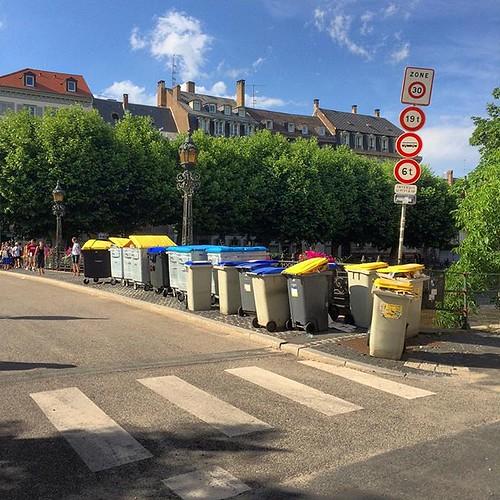 #strasbourg #strasgram #strasbourg_eurometropole #strasbourgmonamour #garbages #tw