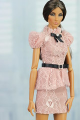 Fashion Royalty Integrity toys doll Elyse Seduisante (Regina&Galiana) Tags: fashion royalty integritytoys doll elise elyse seduisante dress barbie clothes ooak forsale ebay