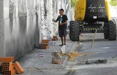 Olhão 2017 - Os Artistas 02 (Markus Lüske) Tags: portugal algarve olhao olhão ria riaformosa formosa kunst art arte graffiti graffito wandmalerei artist künstler kuenstler mural muralha street streetart urbanart urban lüske lueske