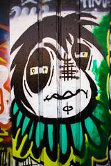Back When I Thought I Knew You (Thomas Hawk) Tags: america california eastbay oakland temescal temescalregionalrecreationalarea usa unitedstates unitedstatesofamerica graffiti fav10