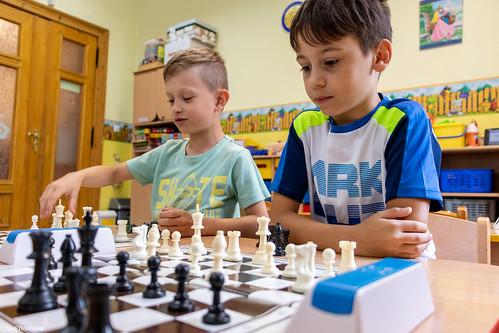 V Turniej Szachowy o Mistrzostwo Przedszkola Miejskiego Nr 1-10