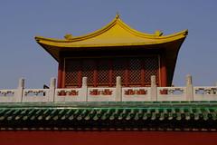 XE3F1097 - Tiantam – Templo del Cielo – Temple of Heaven (Enrique Romero G) Tags: tian tam tiantam templodelcielo templo cielo templeofheaven temple heaven tiantan gongyuan tiantangongyuan pekín beijing china fujixe3 fujinon18135