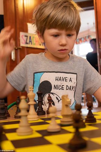 VIII Turniej Szachowy Przedszkolaków o Mistrzostwo Świdnicy-23