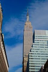 Empire State (dangaken) Tags: nyc newyorkny newyorknewyork ny empirestate bigapple usa unitedstates us america summer city urban empirestatebuilding fuji fujiflim xmount dgaken dangaken photobydangaken