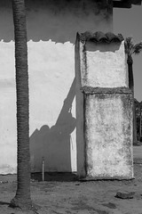 Soledad Mission (DidaK) Tags: californiamission salinasvalley centralcalifornia 50prime blackandwhite shadows