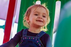 I'z at da park!!! (obLiterated) Tags: charli park runcorn toddler playing havingfun