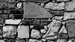DSCF0340a_jnowak64 (jnowak64) Tags: poland polska malopolska cracow krakow krakoff kazimierz kirkut mur historia wiosna mik bwextra