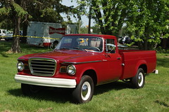 1962 Studebaker Champ Pick-Up (DVS1mn) Tags: vehicle automobile auto automobiles automotive car cars carshow classiccars blacksmithlounge hugo mn minnesota