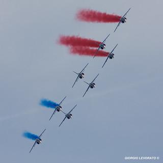 Patrouille de France, Armée de l'Air