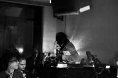 Anthony Braxton ZIM Music Sextet at Cafe OTO (Dawid Laskowski) Tags: select add tags black gig live music musician nikon photography show stage london dalston cafe oto anthony braxton zim sextet jazz saxophones cornet brass taylor ho bynum adam matlock tuba jacqueline kerrod miriam overlach harps dan peck free cafeoto anthonybraxton