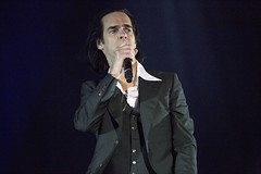"Nick Cave and The Bad Seeds - Primavera Sound 2018 - Jueves - 2 - M63C5297 • <a style=""font-size:0.8em;"" href=""http://www.flickr.com/photos/10290099@N07/41589960365/"" target=""_blank"">View on Flickr</a>"