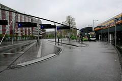 Bus drivers strike (Michiel2005) Tags: stationsweg stationsplein busstation bus keukenhof strike staking busstaking leiden nederland netherlands holland