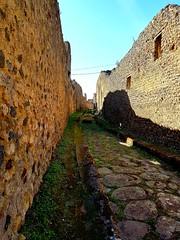 Vicoli antichi - Pompei (SA)
