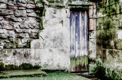 10329NhT4 A Secluded Corner of History (foxxyg2) Tags: churches chapels abbeys monasteries religiousbuildings rievaulx history historicbuildings reformation yorkshire art topaz topazsoftware topazstudio niksoftware