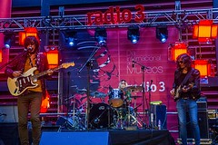 rufus t firefly (_tonidelong) Tags: dia de los museos 2018 internacional museo reino sofia madrid españa spain concert concierto show performance actuacion live life directo radio 3 rufus t firefly viva suecia people gente fun funny diversion vivasuecia rufustfirefly
