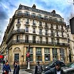 Paris  France  -   Le Crédit Lyonnais - French financial services company - Architecture Beaux Arts thumbnail