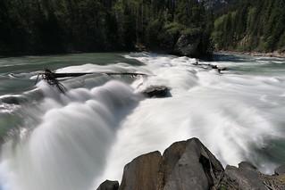 Rearguard Falls British Columbia