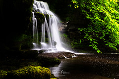 Cauldron-Falls (deanallanphotography) Tags: peaceful quiet peaceandquiet water waterfall cascade flowing yorkshire scene scenic view landscape light summer uk beauty ngc natgeo nature photography