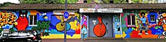 Frankfurt 2018.05.10. Mural 12.9 (Rainer Pidun) Tags: mural streetart urbanart publicart frankfurt