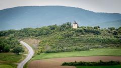 Le moulin de St Michel l'Observatoire (Alpes de haute Provence) - France (pascal548) Tags: alpesdehauteprovence france