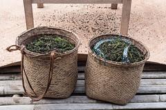 Pepper (nancy1607ca) Tags: borneo sarawak lemanak longhouse pepper rattan basket