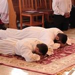 Ordinazione diaconale dei confratelli Aécio Honorato e Elielton José da Silva.