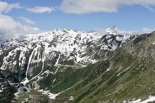Gletsch Goms Grimsel Finsteraarhorn Switzerland